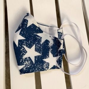 STAR Face Mask with Filter Pocket